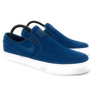 Nike Mens Zoom Stefan Janoski Slip Suede Skate